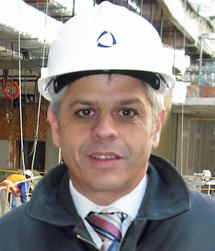 Fernando Encinas, director de Patrimonio de Reyal Urbis. | J. S. C.