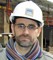 Juan Carlos Bravo, director técnico de Castellana 200. | J. S. C.