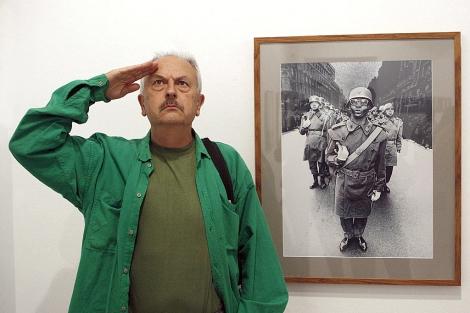 El fotógrafo en una foto de archivo. | Eduardo Abad