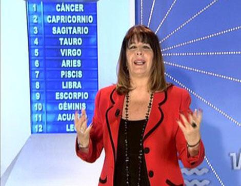 La astróloga Esperanza Gracia.