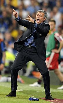 Jose Mourinho. | Pedro Armestre