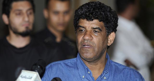 Abdala Sanussi, durante una rueda de prensa el pasado agosto. | Reuters