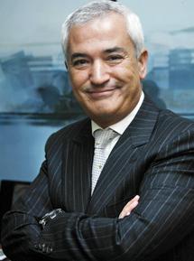 Luis Pineda, presidente de Ausbanc. | EM
