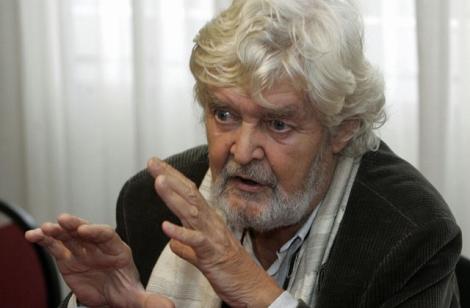 Xosé Manuel Beiras, el pasado lunes. | Efe