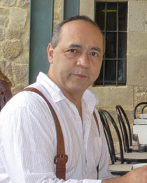 El psicoterapeuta Jorge Llano.