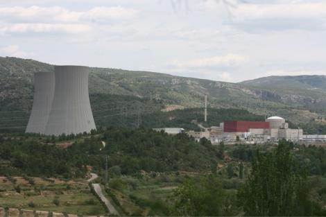 Central nuclear de Cofrentes (Valencia). | Alberto di Lolli