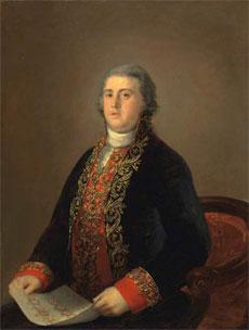 'El retrato de Juan López de Robredo'