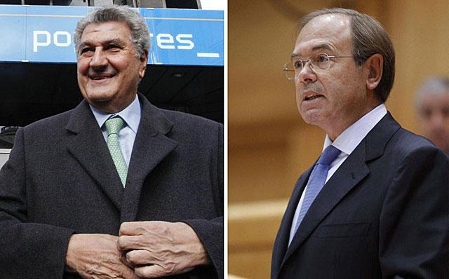 Jesús Posada y Pío García-Escudero.