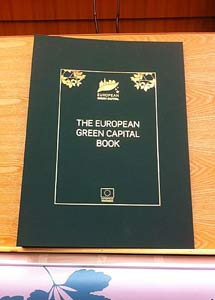 El 'libro verde' ya es vitoriano.