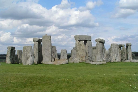 Monumento de Stonehenge, cerca de Amesbury (Inglaterra). | ELMUNDO.es