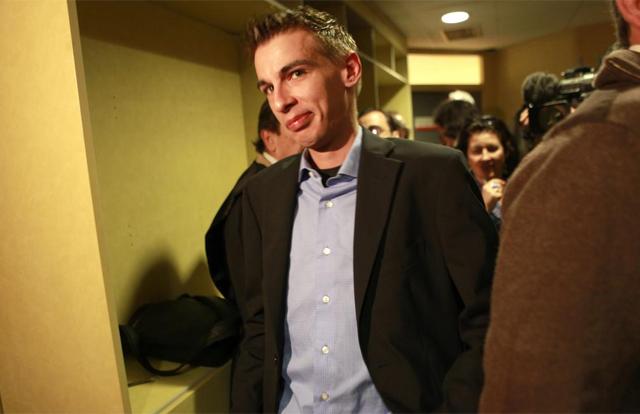 Pablo Soto, durante el juicio, en mayo de 2009. | Antonio Heredia