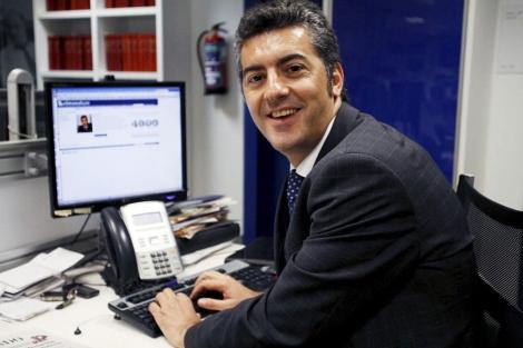 El abogado, economista y socio-director de Horizone, Julio Gil. | El Mundo