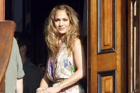 La actriz y cantante Jennifer Lopez en una imagen reciente. | Gtres