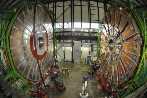 Instalaciones del acelerador de partículas del CERN. | Reuters