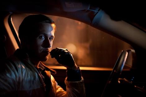 Un fotograma de 'Drive'.   ELMUNDO.es