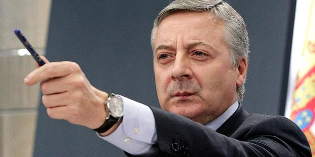 El ex ministro de Fomento, José Blanco. | Efe