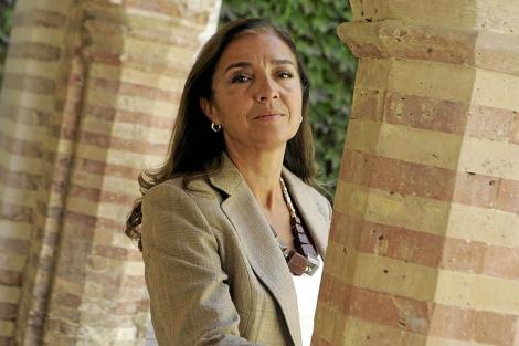 Carmen Vela Olmo, en una foto de archivo. | Esther Lobato
