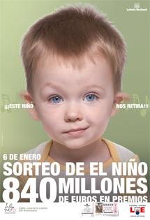 Cartel de 'El Niño' de este año.