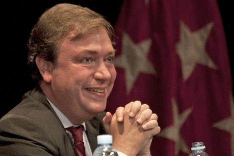 Juan Soler, alcalde de Getafe. | ELMUNDO.es