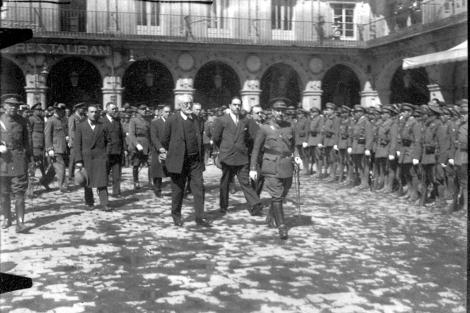 Salamanca y el recuerdo eterno de don Miguel de Unamuno | Castilla y León |  elmundo.es