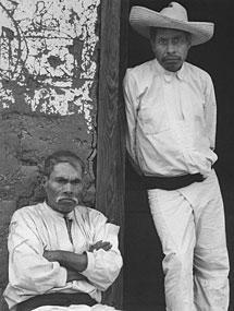 'Hombres de Santa Ana' de Paul Strand