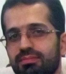 Mostafa Ahmadi Roshan. | Afp