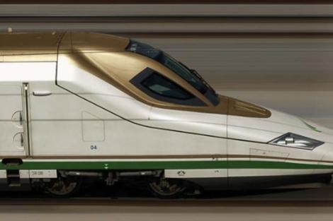 Un AVE similar al que se construirá en Arabia Saudí. | Efe