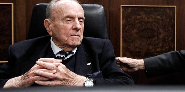 Manuel Fraga, en una imagen del pasado mes de marzo. | Alberto di Lolli