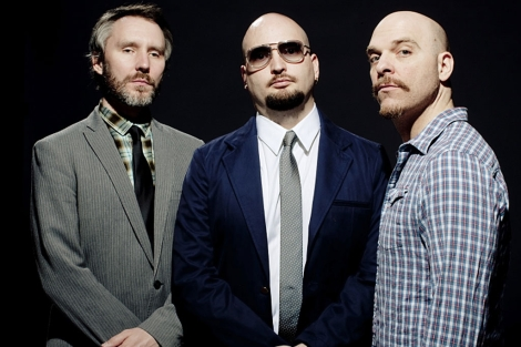 The Bad Plus, una de las bandas incluidas en la gira de Blue Note. | EL MUNDO