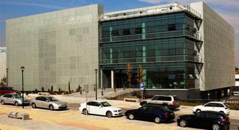 Sede de IMDEA Nanociencia en el Campus de Excelencia UAM+CSIC en Cantoblanco.