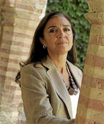 Carmen Vela.   Foto: E. Lobato