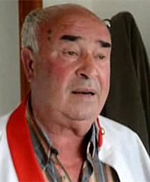 Senén Pousa, alcalde de Beade.