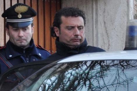 Schettino, detenido en Grosseto el pasado sábado. | Efe