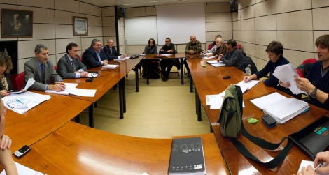 Reunión de miembros del comité de trabajadores de Metro | Mitxi