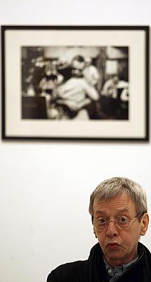 El fotógrafo Jerry Berndt. | Ical