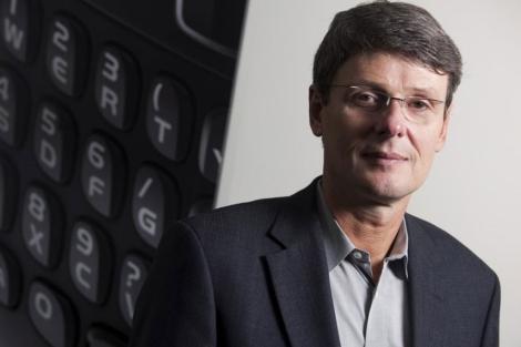 Thorsten Heins nuevo director de Research in Motion (RIM)