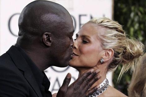 La pareja en una de sus últimas apariciones juntos. | Reuters