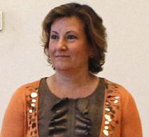 Paz González, delegada de Urbanismo.