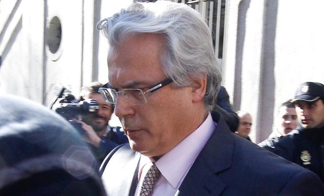 El juez Baltasar Garzón.| Alberto Cuéllar