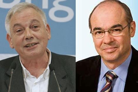 Vázquez y Jorquera, cabezas de lista de la APU, se llevan el favor de la asamblea. | BNG