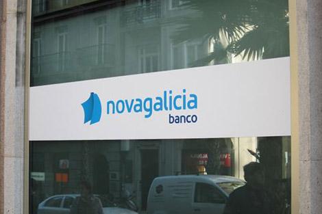 Novagalicia Banco anuncia el cierre de 110 sucursales de