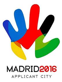 El logo de 2016.