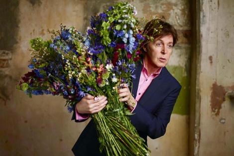 McCartney en la presentación de 'Kisses On The Bottom'. | Efe