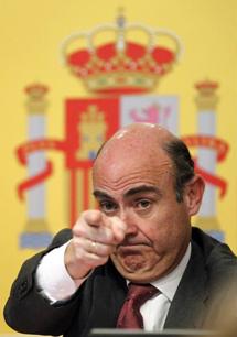 El ministro de Economía, Luis de Guindos. | Reuters