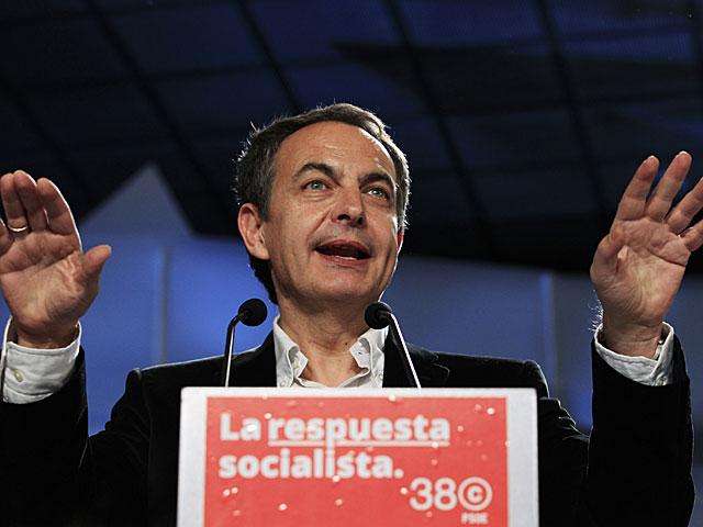 Zapatero, en el 38º Congreso del PSOE. | Reuters