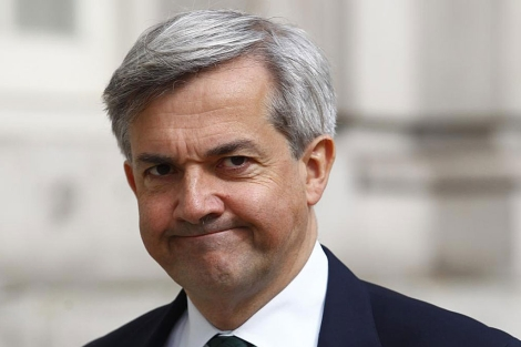 El ya ex ministro de Energía británico Chris Huhne. | Reuters