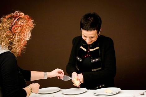 Adell y Ruscalleda, las creadoras del proyecto de 'GastroVinos'. | El Mundo
