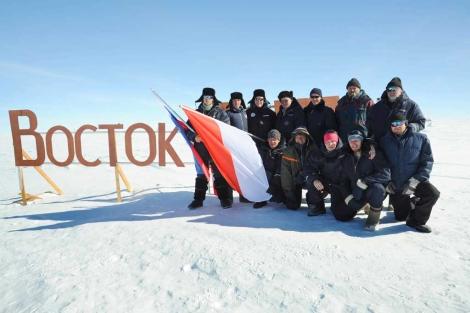 Resultado de imagen para Base Rusa Vostok Antártida