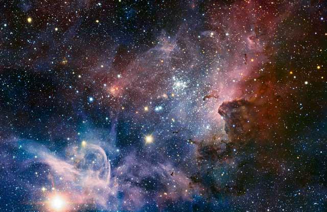 El espectáculo cósmico de la 'incubadora' de estrellas | Ciencia |  elmundo.es