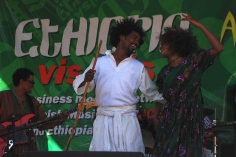 Los ganadores de Etiopía vis a vis, Ethiocolor. | Casa África